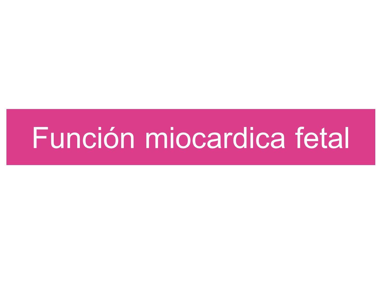 Inmadurez Feto 30% de la masa muscular esta constituido de elementos contráctiles Adulto 60% Inervación simpática disminuida > efecto parasimpático No toleran bradicardias dependen el gasto exclusivamente de FC y volumen