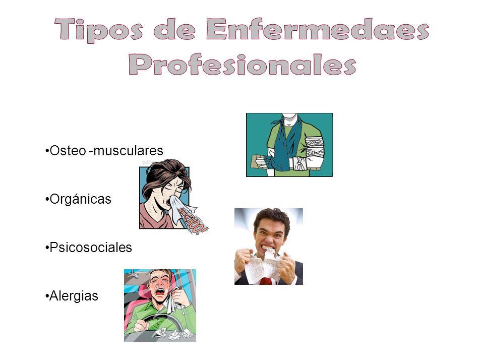 Algunos Institutos que Trabajan en Higiene y Seguridad Industrial en Venezuela Instituto Nacional de Prevención, Salud y Seguridad Laborales (INPSASEL) Ministerio del Trabajo.