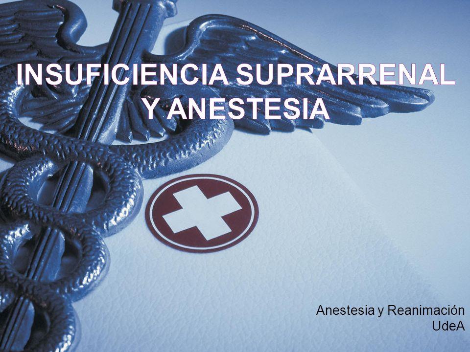 Anestesia y Reanimación UdeA