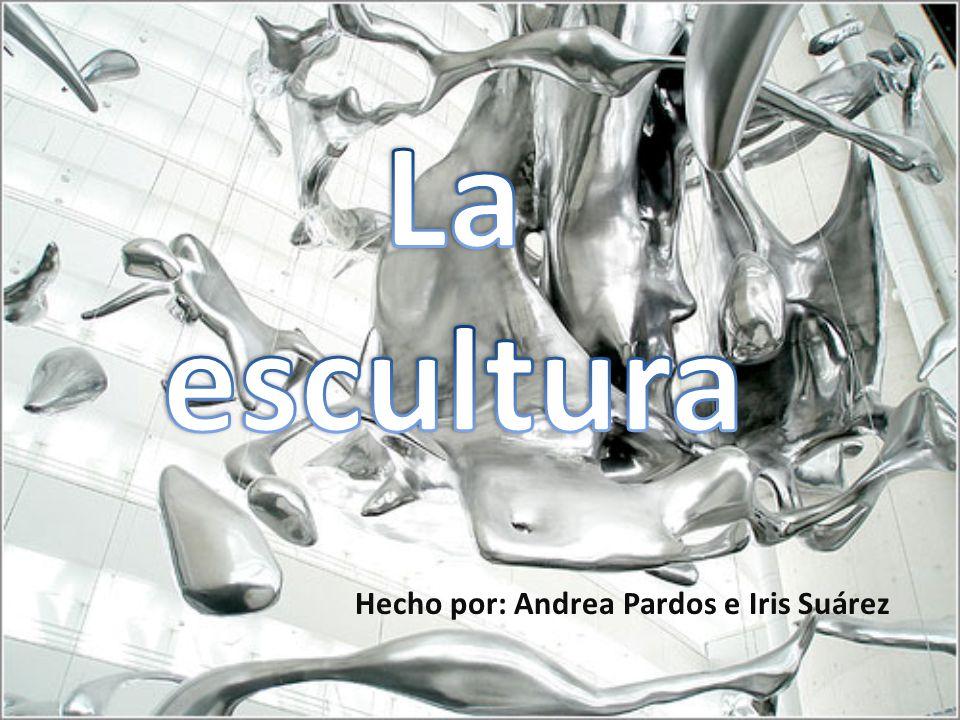 1.La escultura: cuestiones previas 2. Técnicas y materiales escultóricos 3.