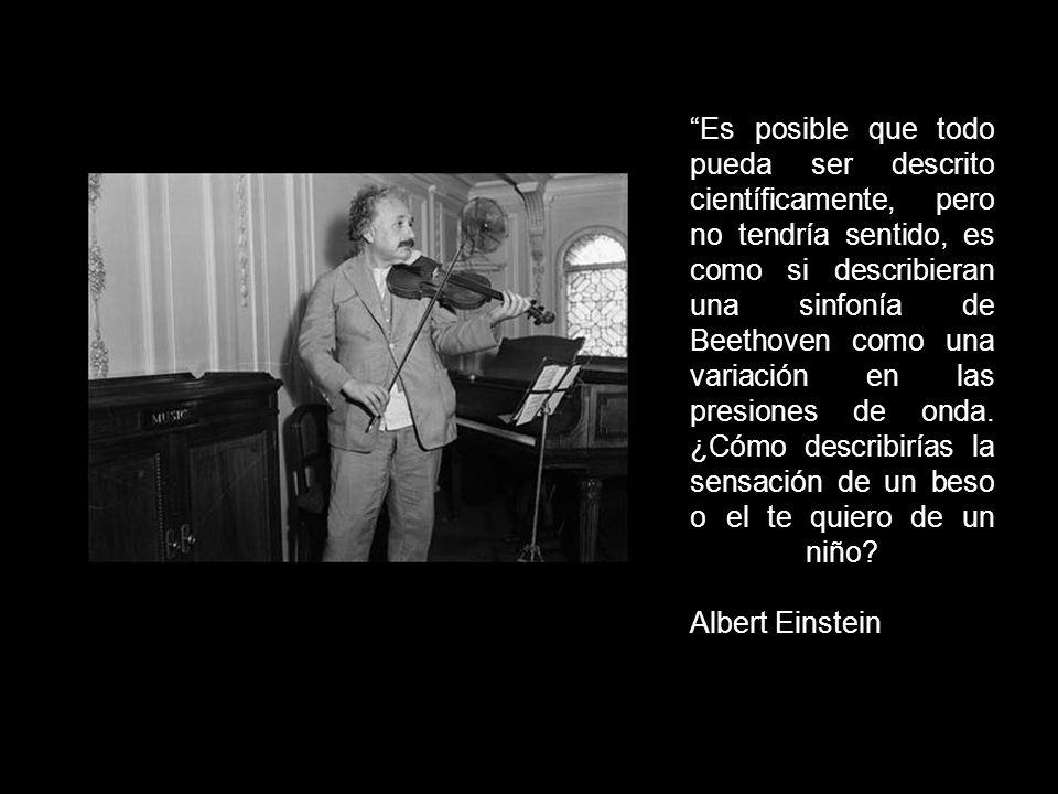 Sólo hay dos cosas infinitas: el Universo y la Estupidez humana. Albert Einstein