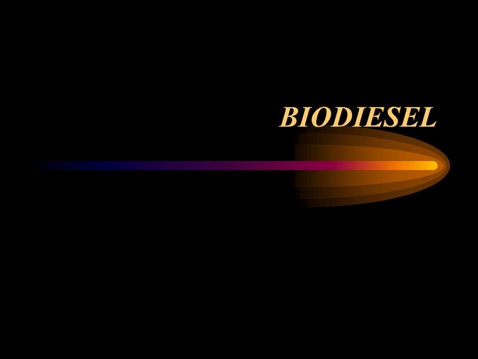 2 Introducción Se parte del ACEITE VEGETAL, sometiéndolo a un proceso de TRANSESTERIFICACION y obteniendo como producto principal BIODIESEL (esteres alcohólicos de ácidos grasos) y como producto secundario GLICEROL.