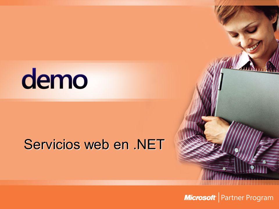 Servicios web en.NET