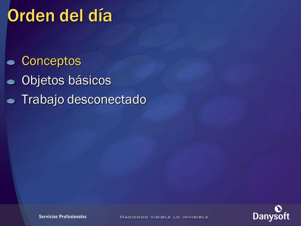 ADO Aplicaciones cliente/servidor Conexión permanente Desarrollo rápido Modelo de objetos versátil Conjunto de datos muy funcional Tipo y ubicación de cursor Actualización automática de BD webdistribuidas datos desconectados Trabajo extra implícito Funcionalidad de acceso a datos separada.
