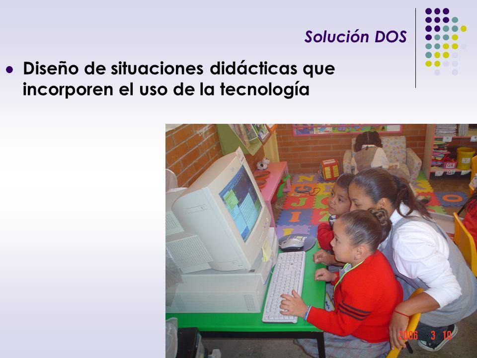 Situaciones didácticas y el método de proyectos Selección del proyecto: ¿para qué sirven las plantas.