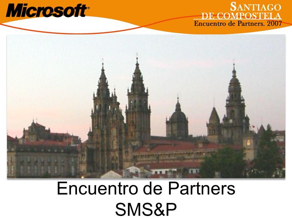 Encuentro de Partners SMS&P
