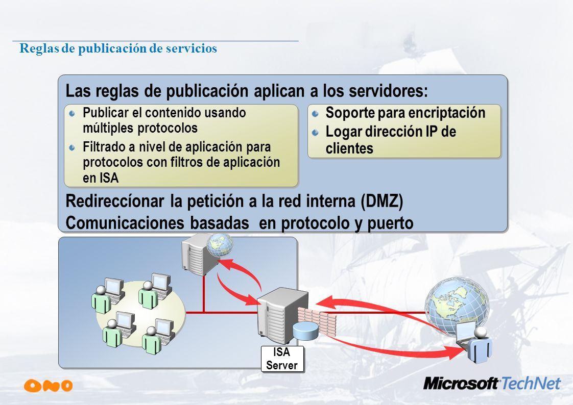Resumen: Implementing ISA Server 2004 como Firewall En un entorno de Hosting de aplicaciones con MPLS: Determinar el perímetro de configuración de Red