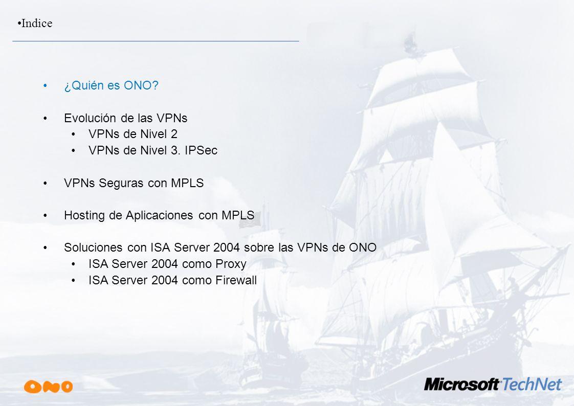 MPLS y Hosting de aplicaciones. Interacción con ISA Server Con la participación de: y Julio César Gómez Martín