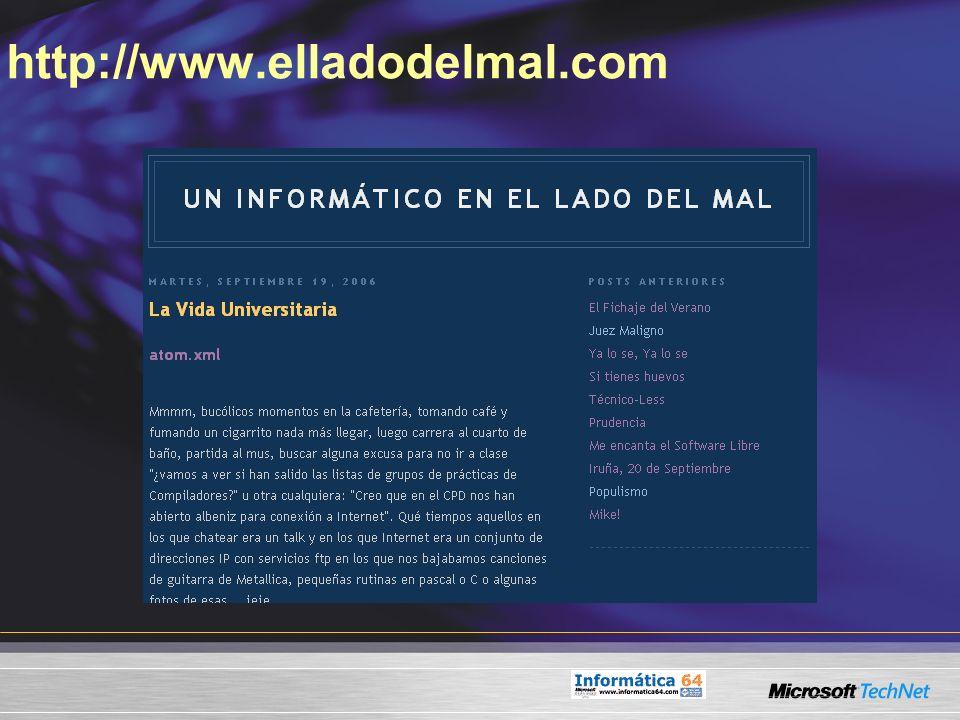 http://www.elladodelmal.com