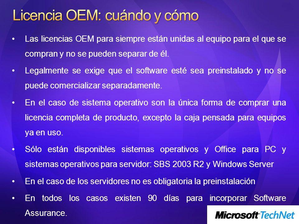 Las Entidades Públicas tienen un tratamiento especial en la adquisición de sus Licencias de Software Microsoft.