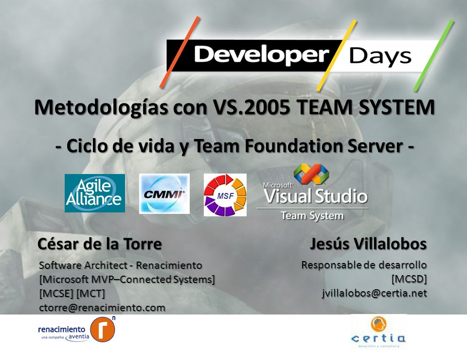 Informes de Team Foundation Server