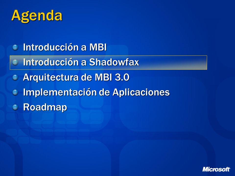 ¿Qué es Shadowfax.