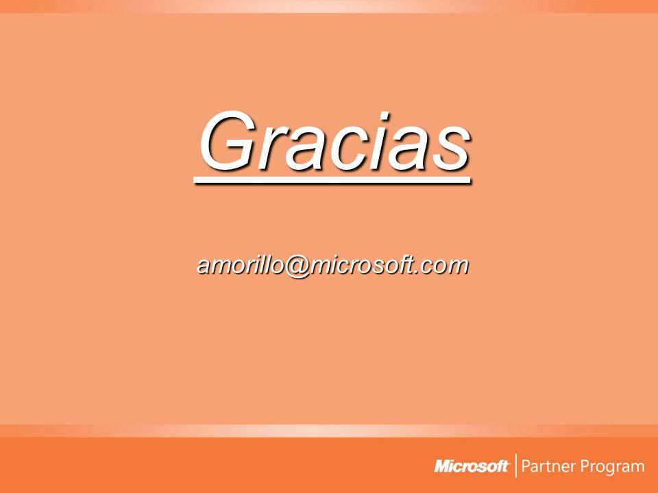 Graciasamorillo@microsoft.com