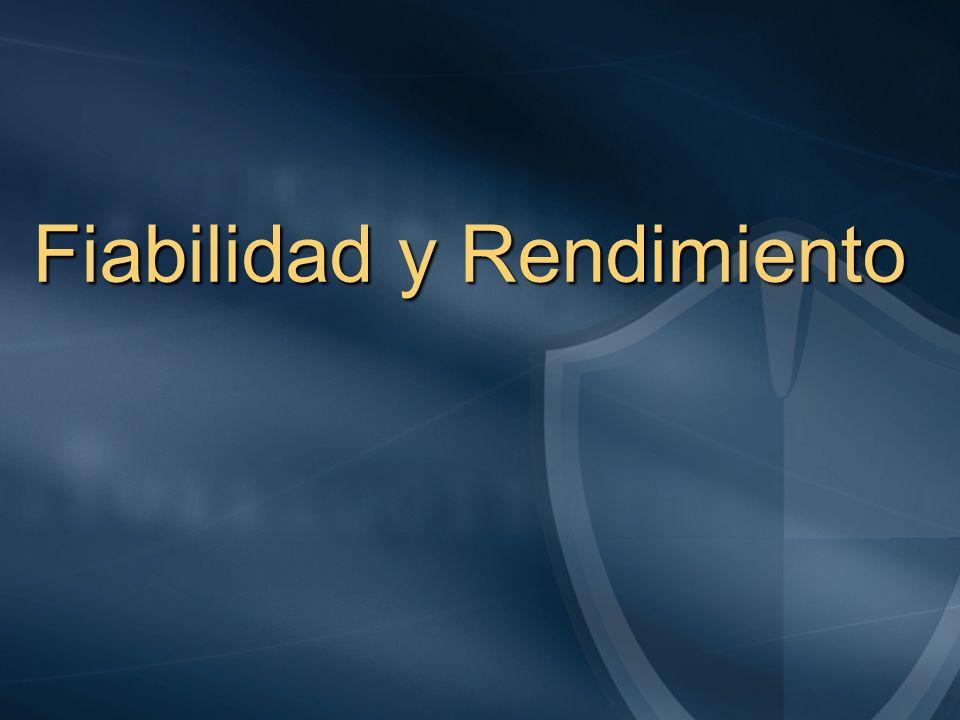 Mejoras en la Actualización de Vista Modelo de instalación limpia Reporte de la Actualización Rollback Automático