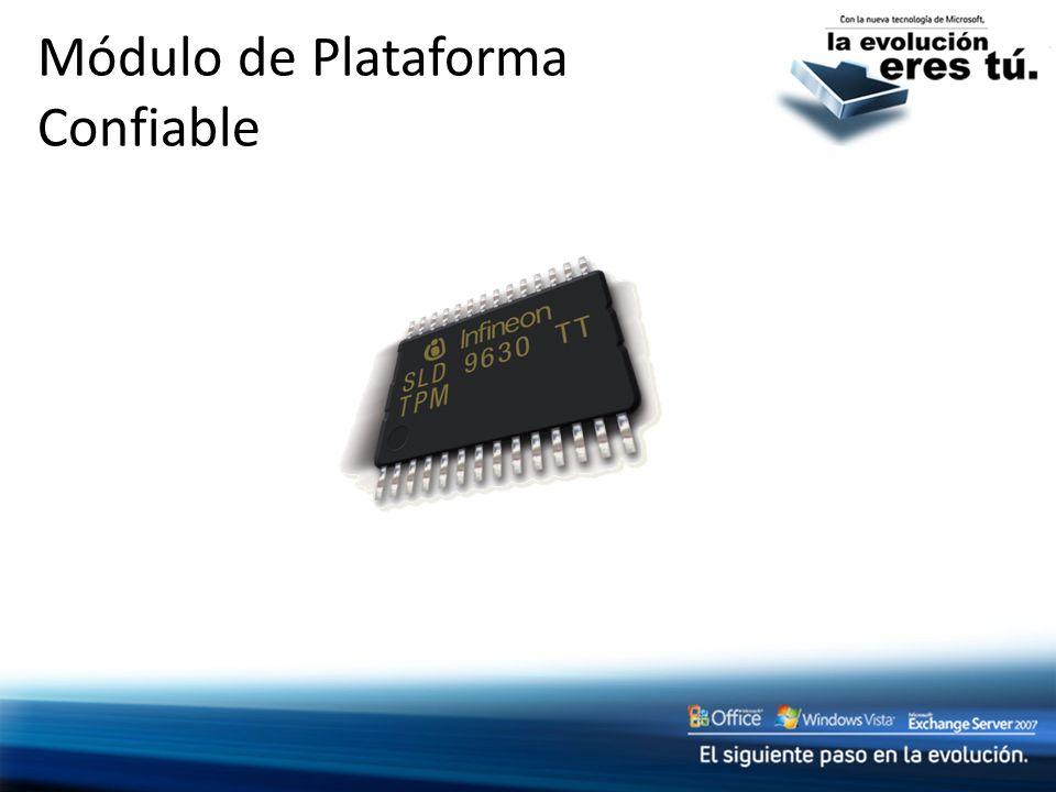 Módulo de Plataforma Confiable