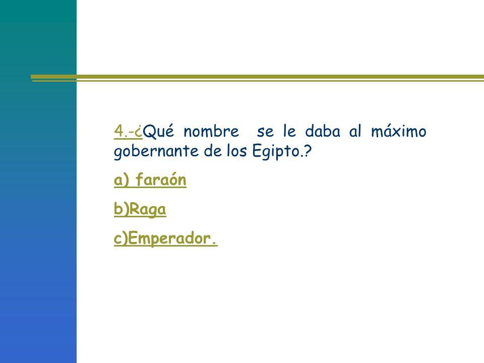 5.-¿5.-¿Actualmente es una de las siete maravillas del mundo ubicadas en Egipto.