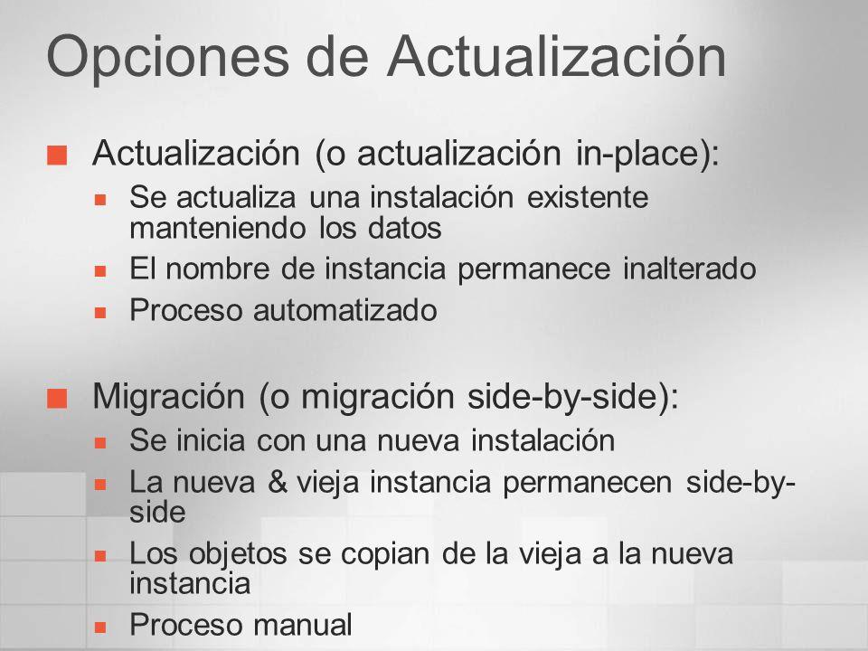 Asistente de Migración de DTS