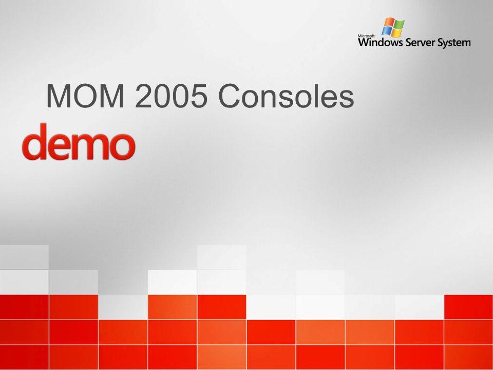 MOM 2005 Consoles