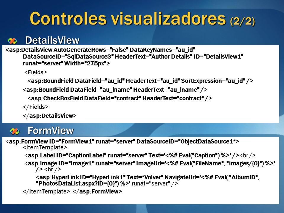 Controles visualizadores (2/2) ' /> ' runat=