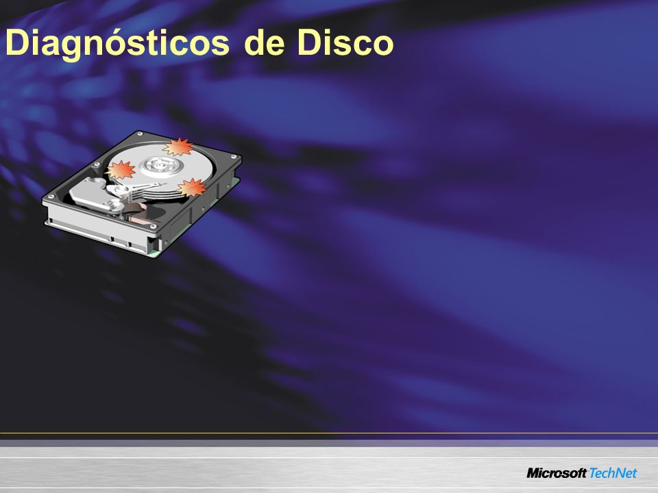 Diagnósticos de Disco