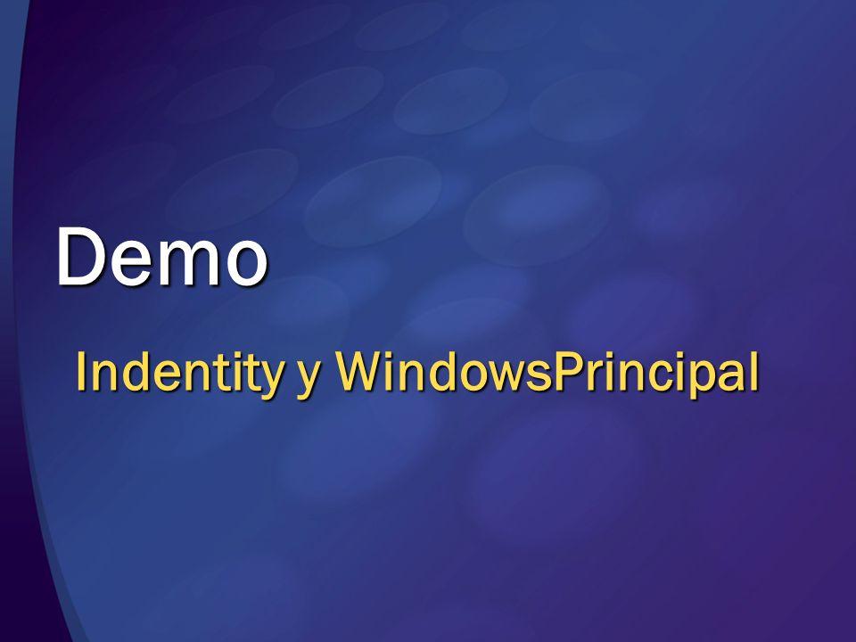 Code Access Security El CRL permite que el código solo realice operaciones para las que dispone de permisos.