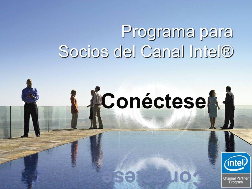 Programa para Socios del Canal Intel® Conéctese Conéctese