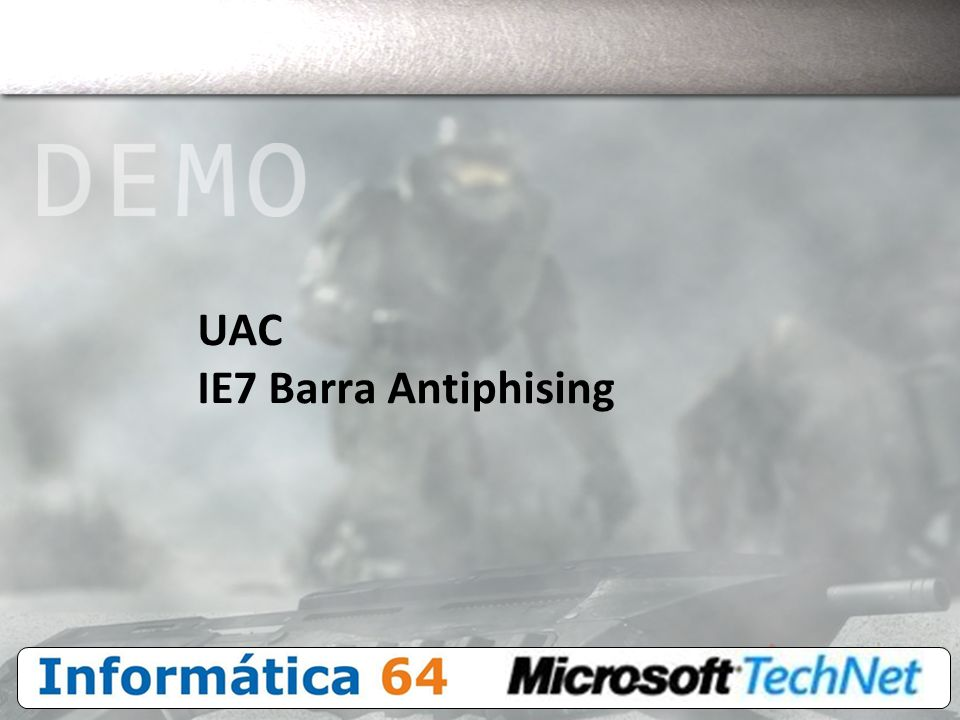 38 UAC IE7 Barra Antiphising