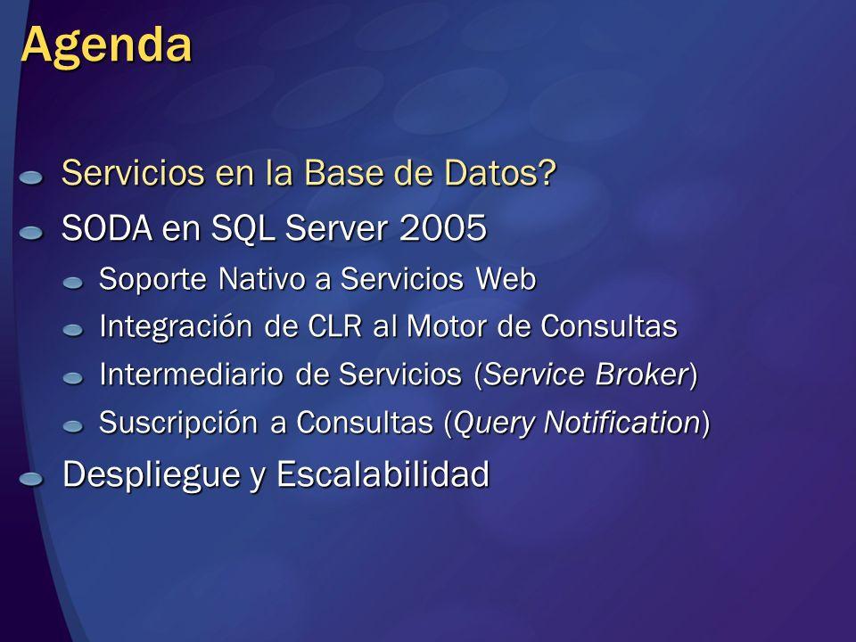 Intermediario de Servicios Caso 1 – Mensajes Independientes Servicio de Activación de Usuarios Instancia Procesadora 1 Instancia Procesadora 2 U2 U3U4U5U6 U1