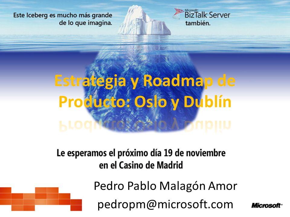 Pedro Pablo Malagón Amor pedropm@microsoft.com