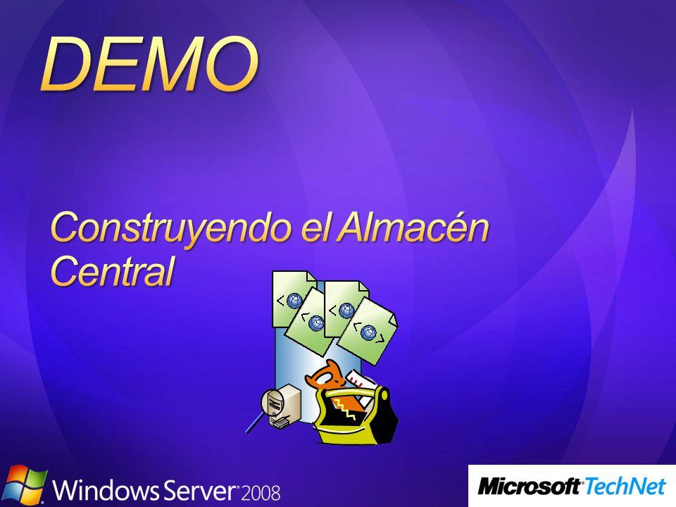 Es una característica que hay que agregar en el Server Manager