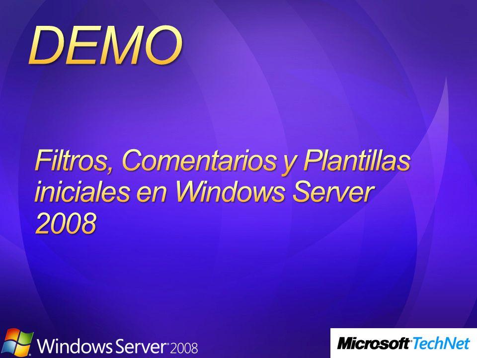 ¿Que sucede si utilizo solamente las versiones de Vista y Windows server 2008 de las herramientas GPMC y GPOE.