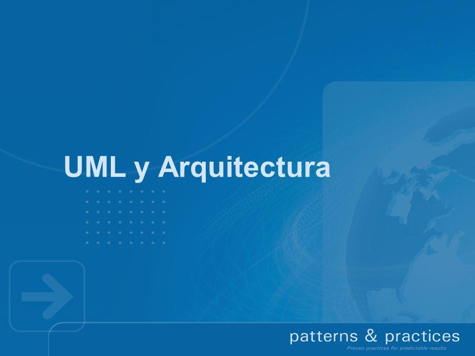 UML y Arquitectura