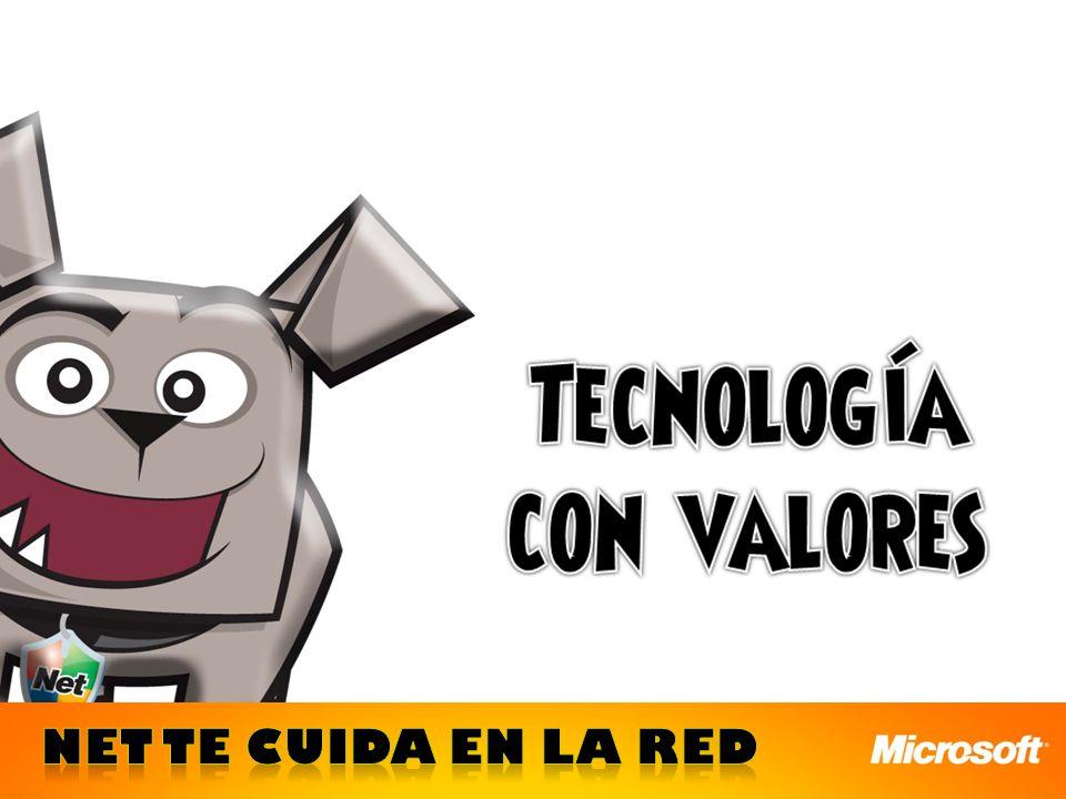 ¿ Quién es NET.mascota Es una mascota virtual.
