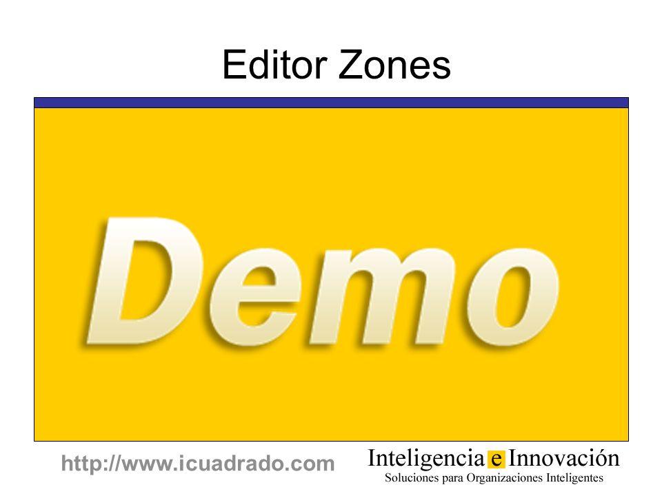 http://www.icuadrado.com Editor Zones