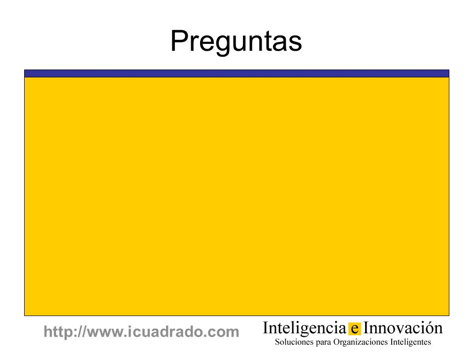 http://www.icuadrado.com Preguntas