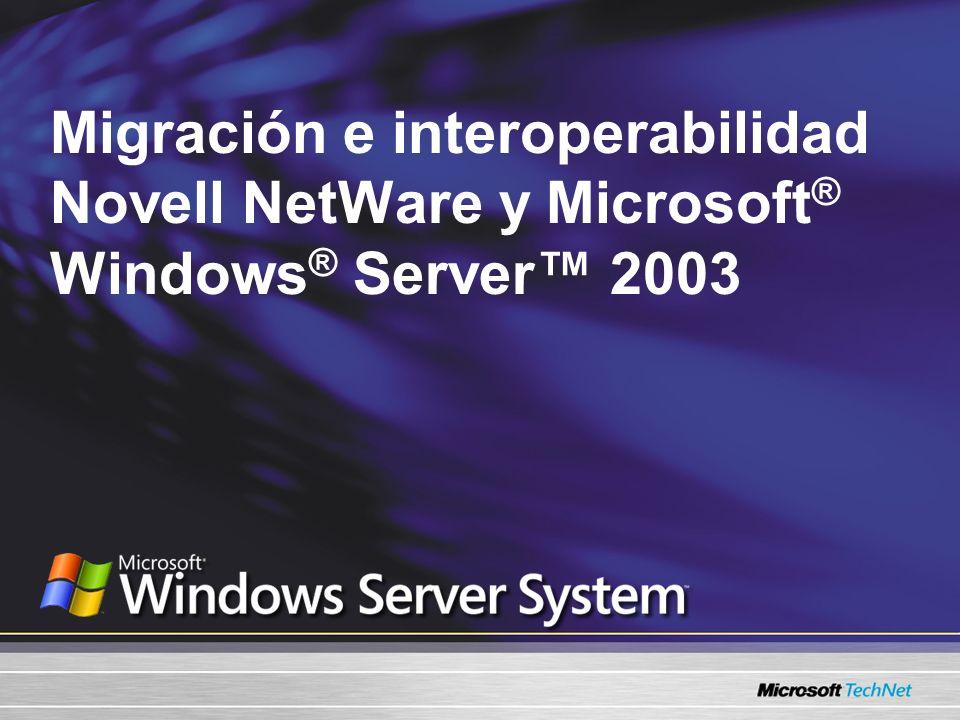 Lo que vamos a cubrir Migración versus sincronización Utilizar el servicio de sincronización de directorios de Microsoft Emplear la Utilidad de migración de archivos