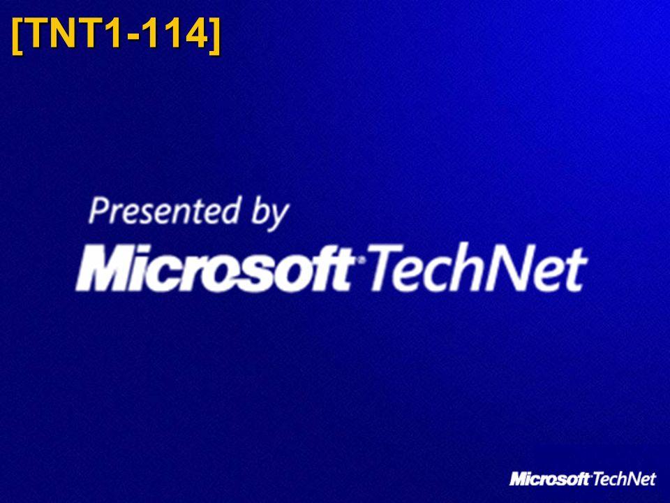 Windows Server 2003 DNS Integración con Active Directory Microsoft Corporation
