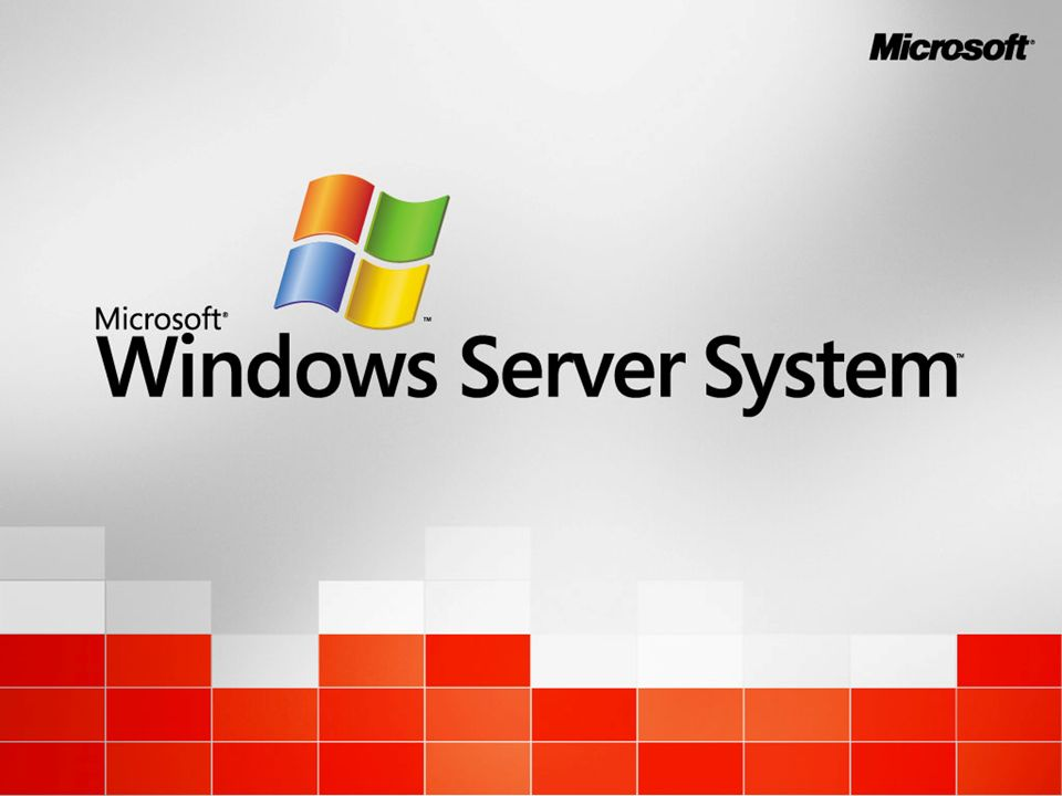 Introducción a Systems Management Server 2003 Microsoft Corporation