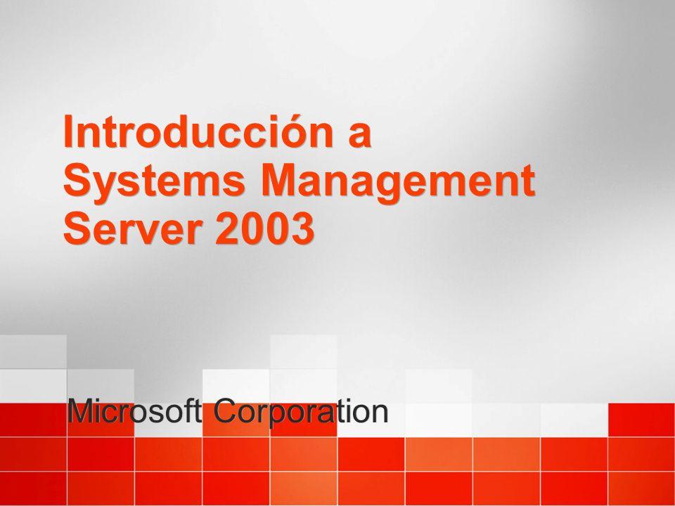 El futuro de Microsoft Management Punto actual Iniciativa de Sistemas Dinámicos