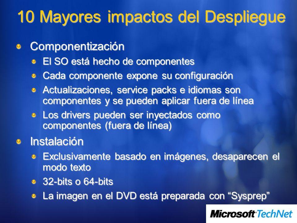Visión general de Microsoft Solution Accelerator for Business Desktop Deployment (BDD) 2007