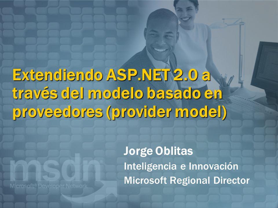 Jorge Oblitas Inteligencia e Innovación Microsoft Regional Director