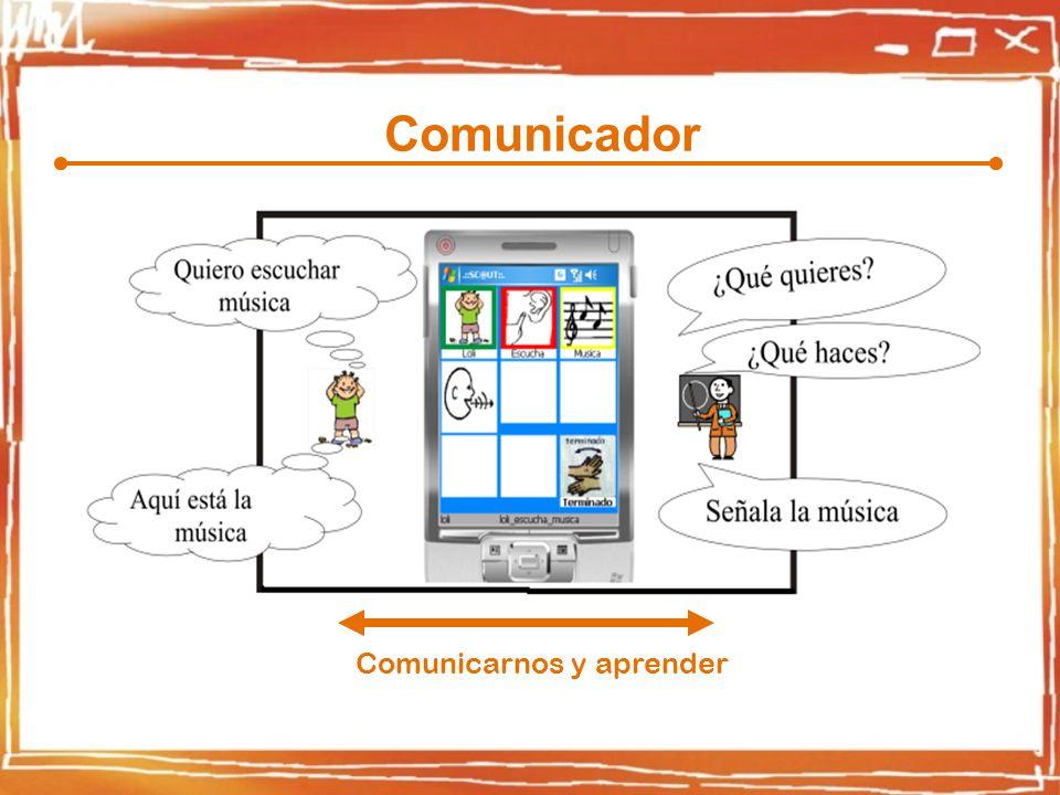 Comunicarnos y aprender Comunicador