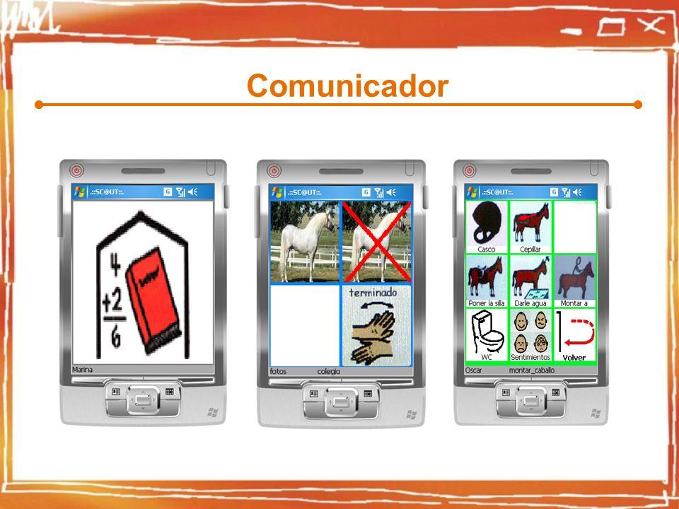 Comunicador Símbolo BlissDibujos Texto Fotografías Símbolo SPC