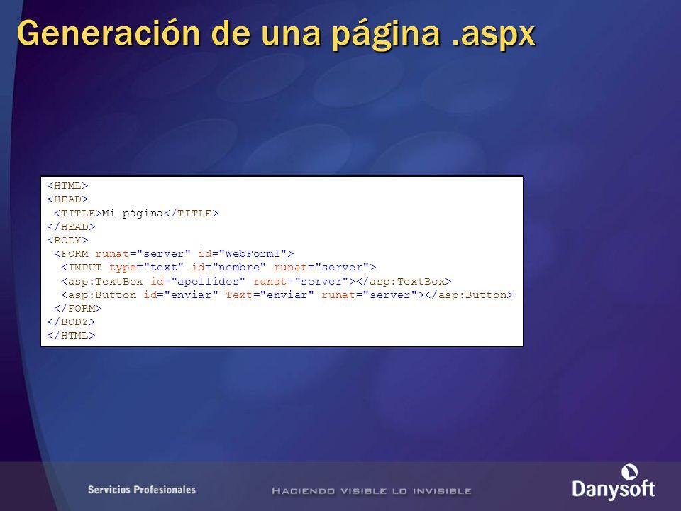 Sesiones de ASP.NET Configuración en web.config