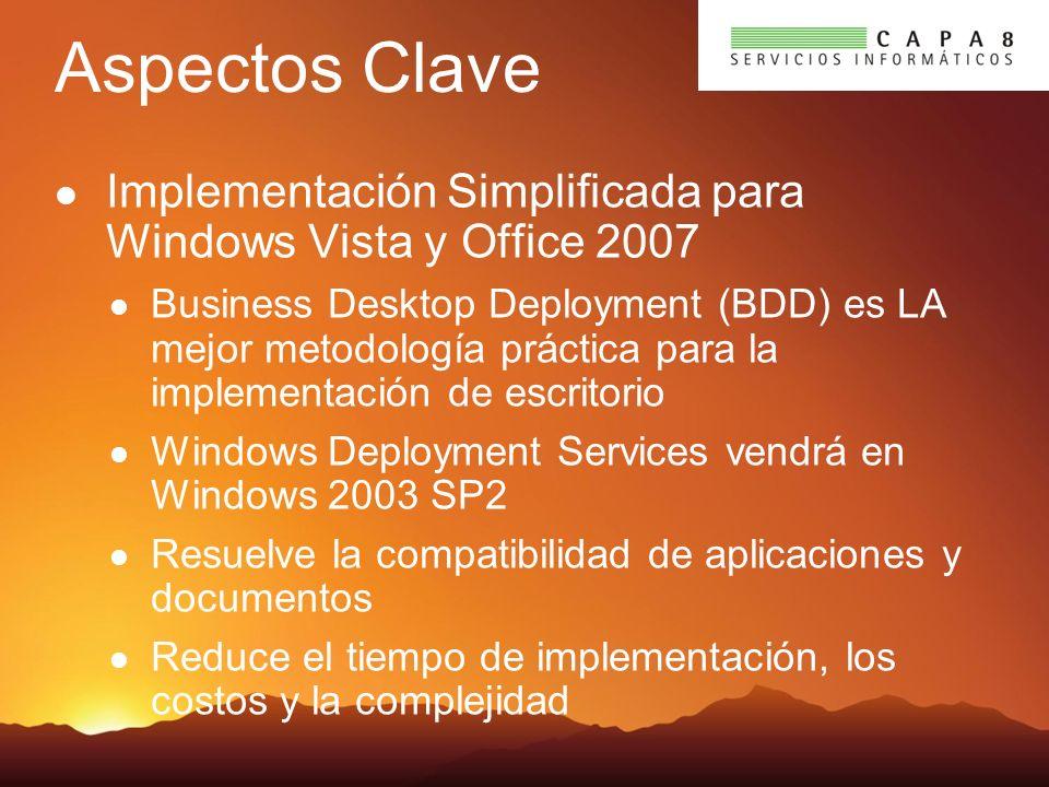 Exchange Server 2007 Eficiencia Operacional