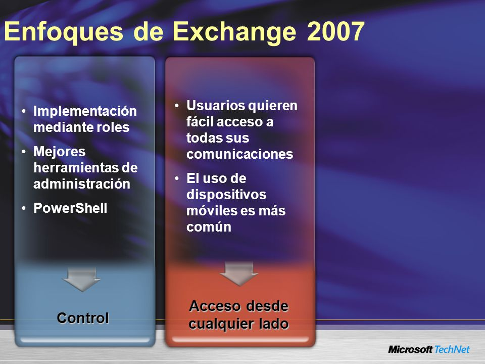 www.microsoft.com/technet/subscriptions ¿Haz escuchado de TechNet.