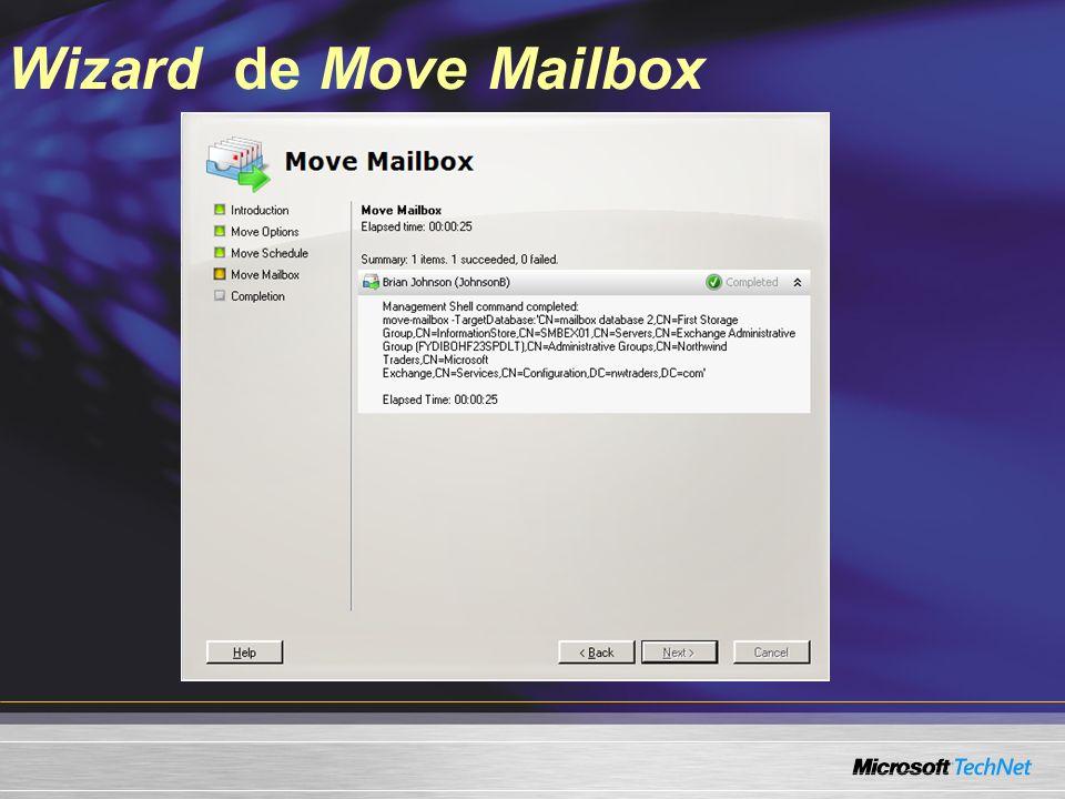 Wizard de Move Mailbox