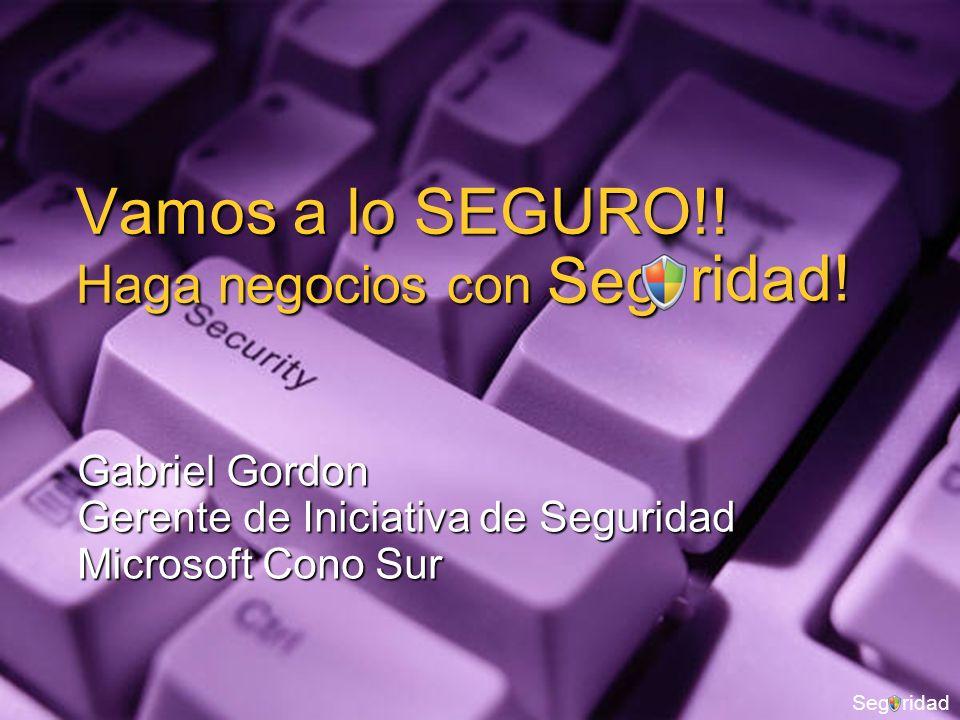 Vamos a lo SEGURO!.