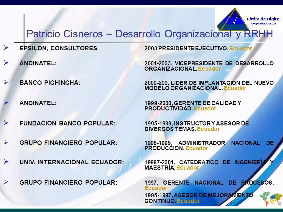 FADESA 1989-1995, GERENTE DE OPERACIONES.