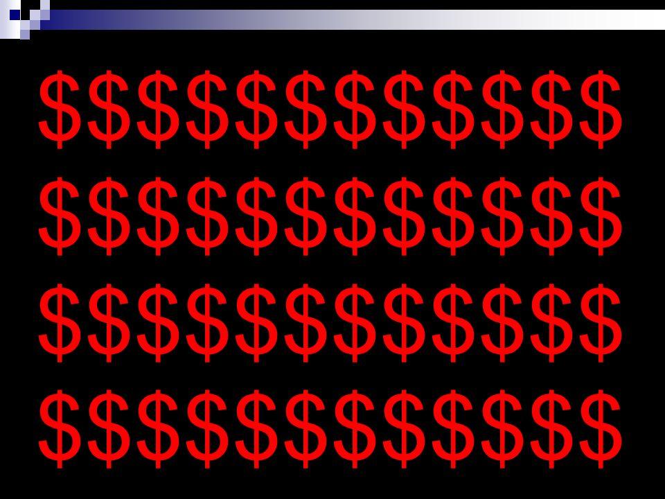 $$$$$$$$$$$$